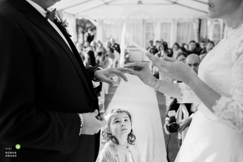 Louise Querin is an award-winning wedding photographer of the  WPJA