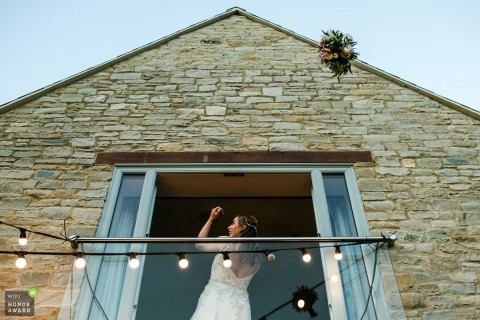 Louise Adby is an award-winning wedding photographer of the HAM WPJA