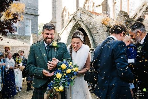 Lukas Powroziewicz is an award-winning wedding photographer of the MLN WPJA