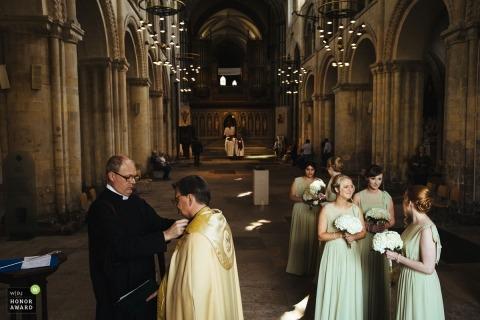 Lyndsey Goddard is an award-winning wedding photographer of the  WPJA