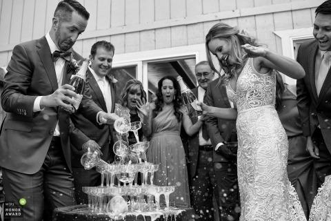 Matt Theilen is an award-winning wedding photographer of the CA WPJA