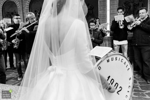 Matteo Reni es un galardonado fotógrafo de bodas de la VA WPJA