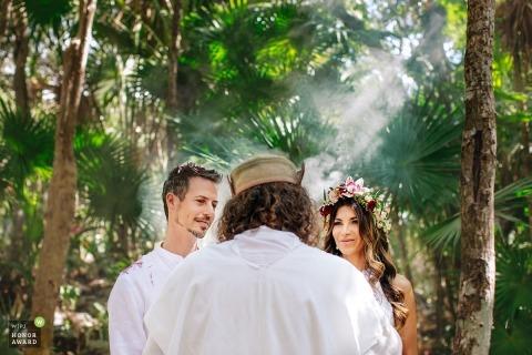 Melissa Mercado is een prijswinnende trouwfotograaf van de ROO WPJA