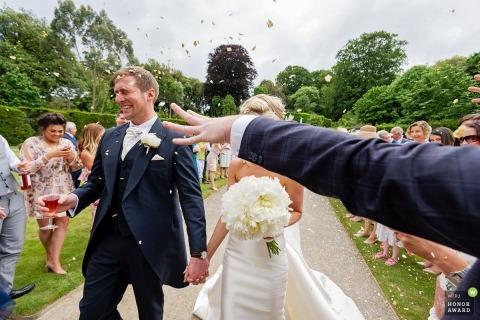 Michael Marker is an award-winning wedding photographer of the DEV WPJA