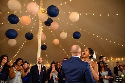 Mitch Wojnarowicz jest wielokrotnie nagradzanym fotografem ślubnym NY WPJA