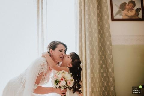 Nando Ginnetti is een prijswinnende trouwfotograaf van de LT WPJA