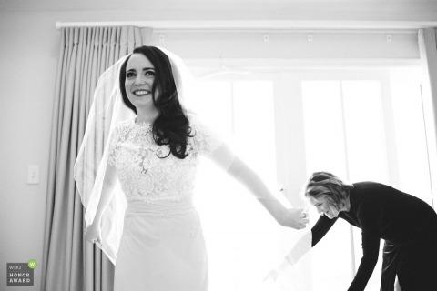 Neil Thurston ist ein preisgekrönter Hochzeitsfotograf der NC WPJA