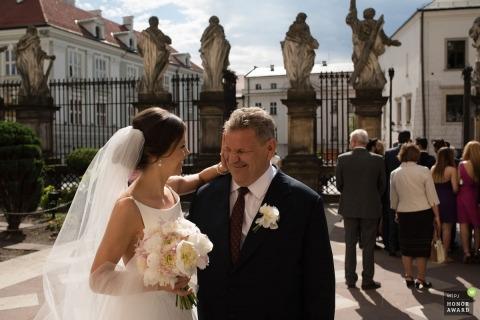 Paweł Sarota jest wielokrotnie nagradzanym fotografem ślubnym w ML WPJA