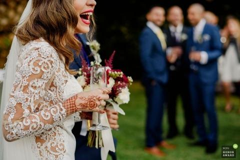 Pedro Vilela ist ein preisgekrönter Hochzeitsfotograf der WPJA