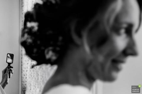 Philippe Swiggers jest wielokrotnie nagradzanym fotografem ślubnym WPJA