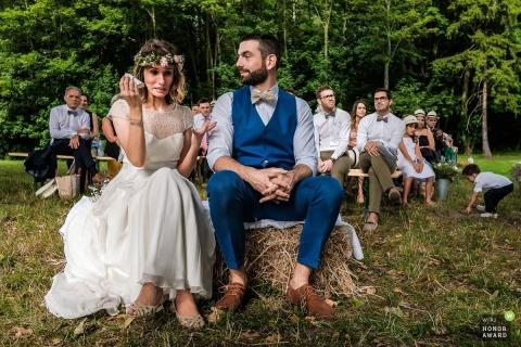 Rocio Vega Roa is een prijswinnende trouwfotograaf van de Leon WPJA