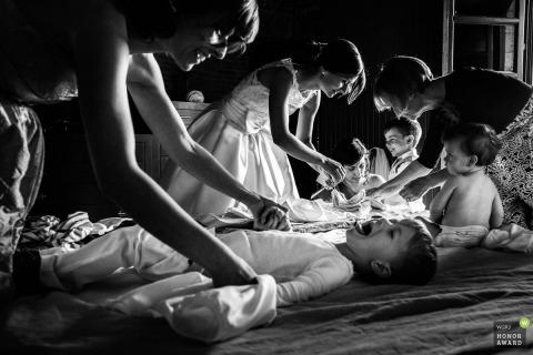 Rocio Vega Roa is een prijswinnende trouwfotograaf van de LE WPJA