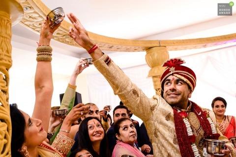 Rohit Gautam是BDF WPJA的獲獎婚禮攝影師