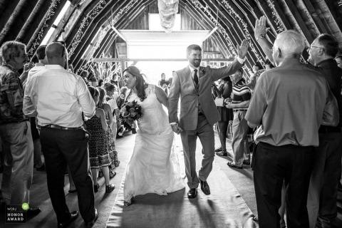 Romulo Morishita is an award-winning wedding photographer of the WI WPJA