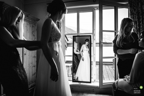 Samo Rovan es un galardonado fotógrafo de bodas de la WPJA.