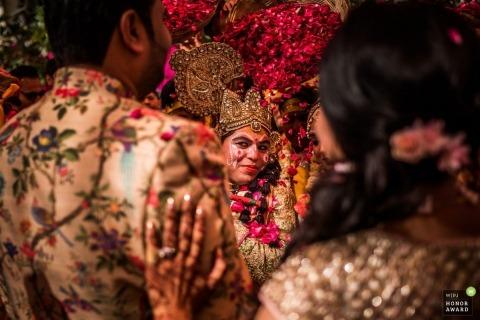 Sephi Bergerson is een prijswinnende trouwfotograaf van de GA WPJA