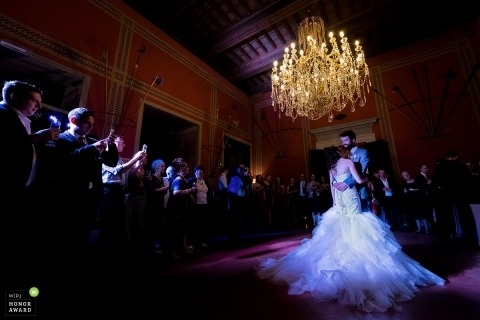 Simone Bacci is an award-winning wedding photographer of the  WPJA