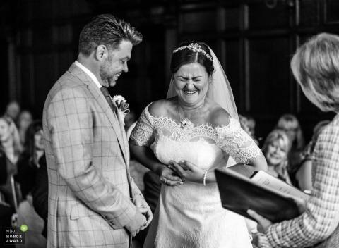 Steve Catcheside ist ein preisgekrönter Hochzeitsfotograf der GLS WPJA