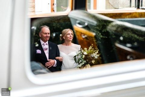 Steven Carter Hewson is een prijswinnende trouwfotograaf van de LND WPJA