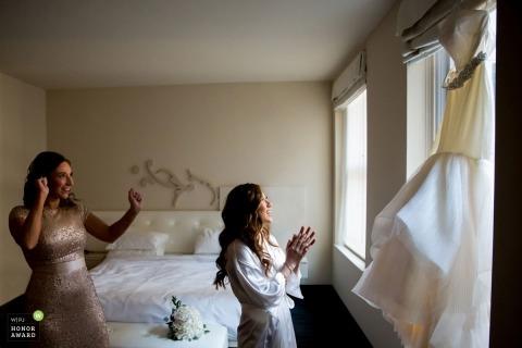 Victoria Sprung est une photographe de mariage primée de l'IL WPJA
