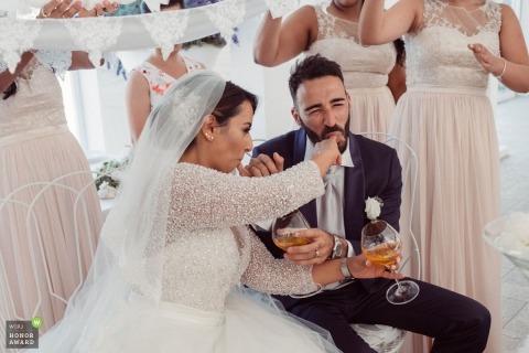 Vincenzo Aluia jest wielokrotnie nagradzanym fotografem ślubnym WPJA