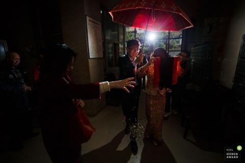 Vinci Wang ist ein preisgekrönter Hochzeitsfotograf der 35 WPJA