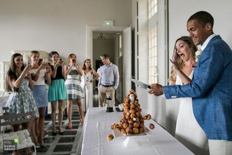 William Lambelet is een prijswinnende trouwfotograaf van de WPJA