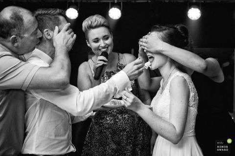 Wojciech Marzec ist ein preisgekrönter Hochzeitsfotograf der WPJA
