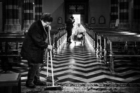 Samuele Ciaffoni, d'Ancona, est une photographe de mariage pour