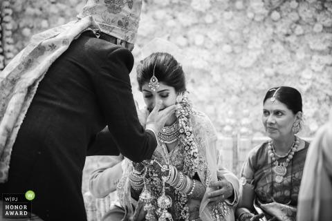 Traditionelle und rituelle Zeremonie Fotografie in Mumbai, Indien