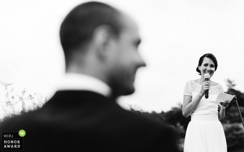 Sylvain Garderes, of , is a wedding photographer for Luberon, France
