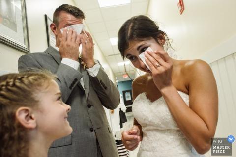 Meg Brock, of Pennsylvania, is a wedding photographer for New Jersey