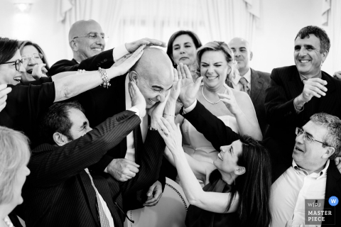Wedding Party in Lecce - photographer for Tenuta Caradonna, Lecce, Apulia