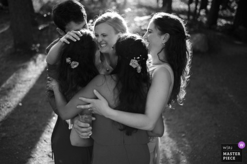 Sebago Lake Wedding Maine | A wedding at the Migis Lodge in Maine
