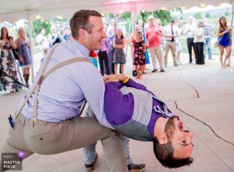 Ricevimento di nozze in Colorado | Fotografia di matrimonio di Stonewall Farms