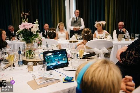 Lukas Powroziewicz, of Midlothian, is a wedding photographer for Norton House, Edinburgh
