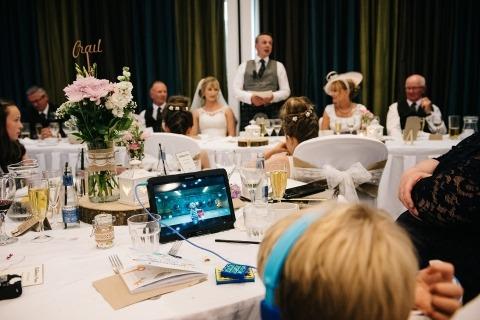 Lukas Powroziewicz, de Midlothian, es un fotógrafo de bodas de Norton House, Edimburgo