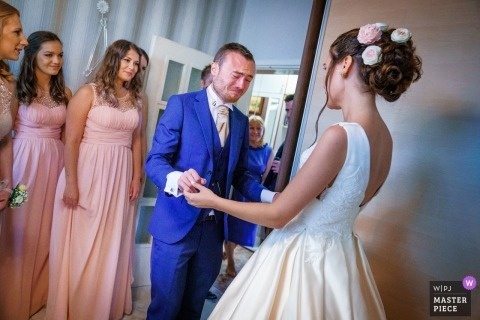 When the Groom Sees the Bride | Ruse, Bulgaria