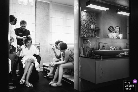 Andrea Cittadini, de Pérouse, est un photographe de mariage pour Terni
