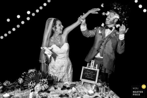 Fabio Mirulla, of Arezzo, is a wedding photographer for Civita di Bagnoregio, Viterbo
