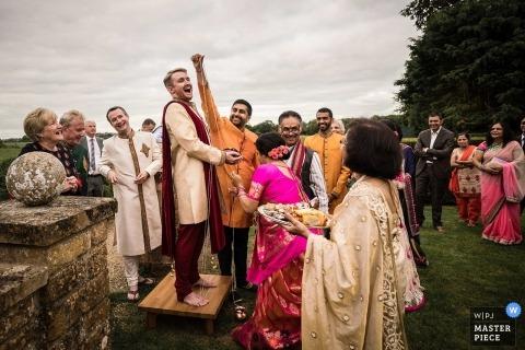 Indische Hochzeitsfotografie im North Cadbury Court