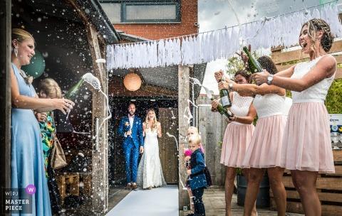 Marlies Dekker, z Zuid Holland, jest fotografem ślubnym w dziale Binnen - Breda (Holandia)