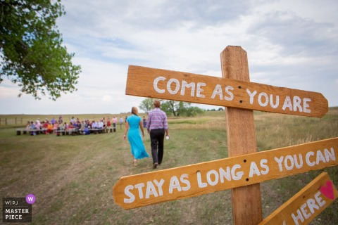 Berthoud, CO Wedding Photojournalism | come as you are stay as long as you can