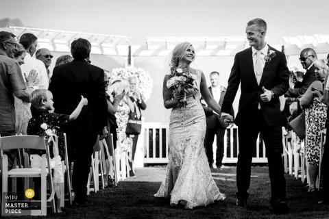 Logan Westom, of Washington, is a wedding photographer for Snohomish, Washington
