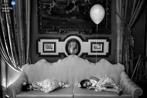 Photographe de mariage à Rome pour Palazzo Brancaccio