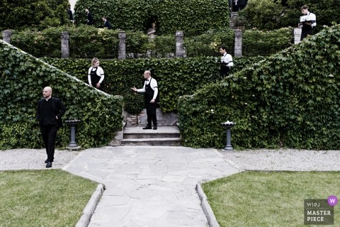 Matteo Reni, of Varese, is a wedding photographer for ITALY - Villa Bossi Bodio Lomnago