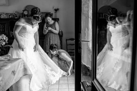 的瓦萊麗·特佩(Valerie Teppe)是阿根廷(法國)的婚禮攝影師