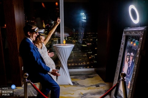 Razvan Danaila, of Bedfordshire, is a wedding photographer for The Shard, London