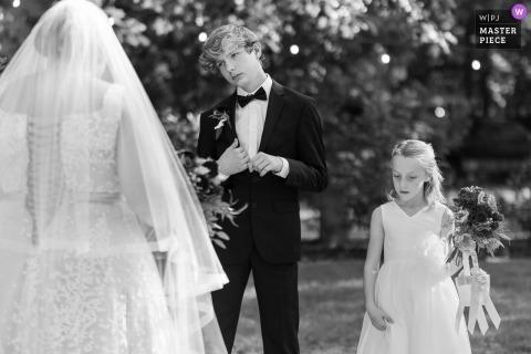 Howard House, Decatur, GA luogo di ricevimento di nozze - i bambini ai matrimoni