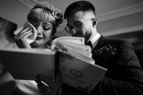 Kevin Kheffache, de Dublín, es fotógrafo de bodas para